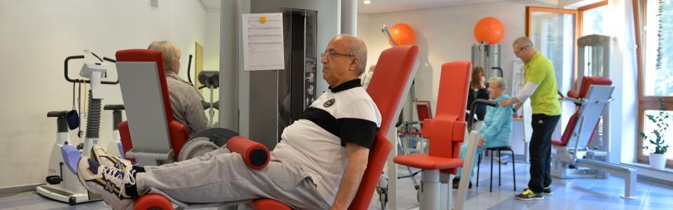 Sport- und Bewegungstherapie